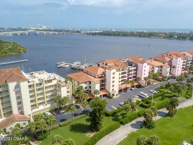 661 Marina Point Drive #6610, Daytona Beach, FL 32114 (MLS #1079850) :: Florida Life Real Estate Group