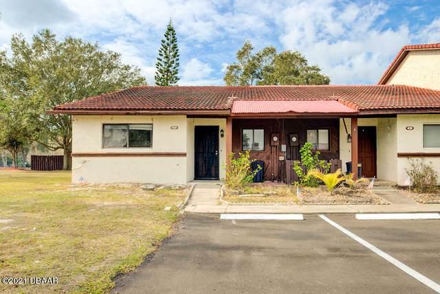 3549 Forest Branch Drive A, Port Orange, FL 32129 (MLS #1079856) :: Memory Hopkins Real Estate