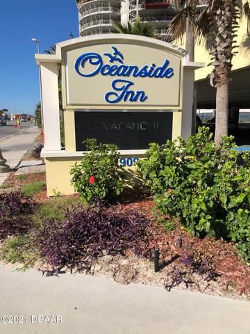 1909 S Atlantic Avenue #616, Daytona Beach Shores, FL 32118 (MLS #1079869) :: NextHome At The Beach