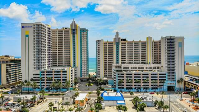 350 N Atlantic Avenue #2323, Daytona Beach, FL 32118 (MLS #1079870) :: NextHome At The Beach