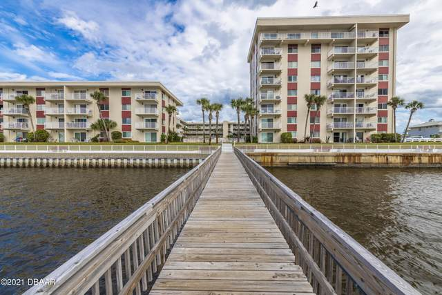 2711 N Halifax Avenue #493, Daytona Beach, FL 32118 (MLS #1079871) :: Florida Life Real Estate Group