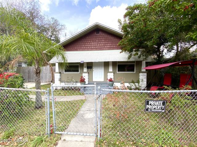 552 Bellevue Avenue, Daytona Beach, FL 32114 (MLS #1079895) :: Florida Life Real Estate Group