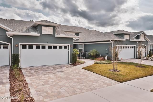 16 Grass Quit Court, Ormond Beach, FL 32174 (MLS #1079901) :: Florida Life Real Estate Group
