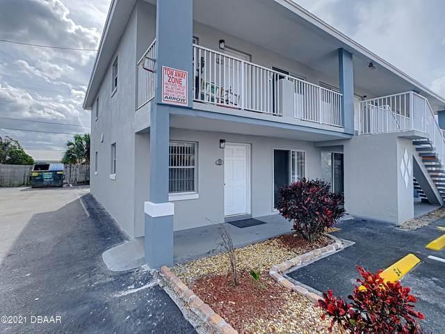 428 Auburn Drive #101, Daytona Beach, FL 32118 (MLS #1079912) :: Florida Life Real Estate Group