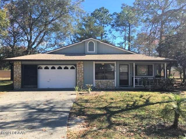 110 Grey Branch Road, Port Orange, FL 32128 (MLS #1079995) :: Florida Life Real Estate Group