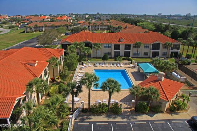 302 Harbour Boulevard #201, New Smyrna Beach, FL 32169 (MLS #1080160) :: NextHome At The Beach