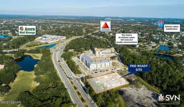 6241 S Williamson Boulevard, Port Orange, FL 32128 (MLS #1080203) :: NextHome At The Beach II