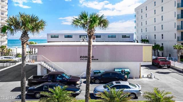 3761 S Atlantic Avenue #120, Daytona Beach Shores, FL 32118 (MLS #1080258) :: Cook Group Luxury Real Estate
