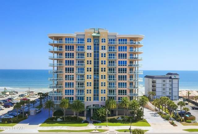 3703 S Atlantic Avenue #503, Daytona Beach Shores, FL 32118 (MLS #1080286) :: Cook Group Luxury Real Estate