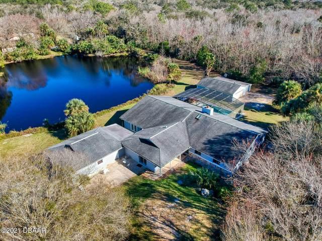 3056 Lukas Lane, Edgewater, FL 32132 (MLS #1080312) :: Florida Life Real Estate Group