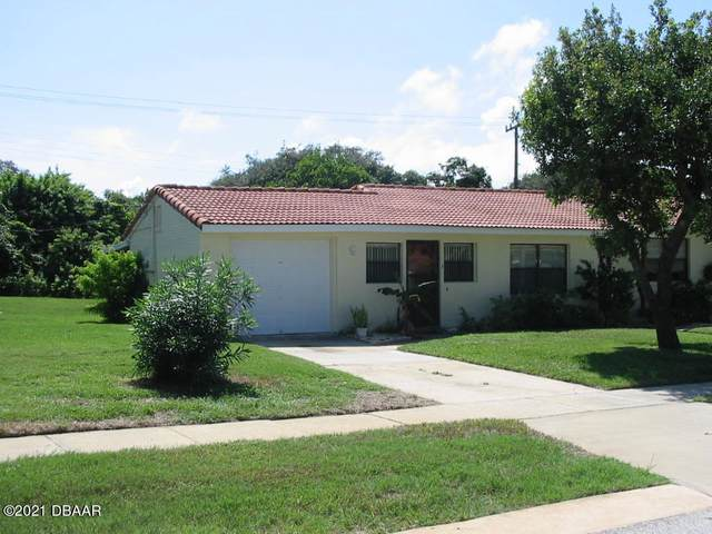 64 Cardinal Drive A, Ormond Beach, FL 32176 (MLS #1080366) :: NextHome At The Beach