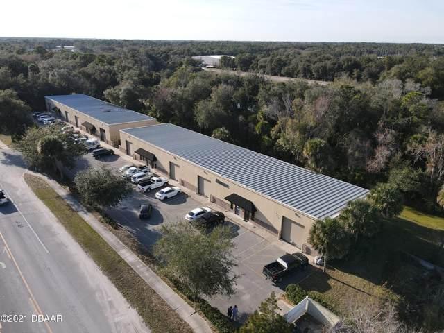 707 W Park Avenue, Edgewater, FL 32132 (MLS #1080371) :: Florida Life Real Estate Group