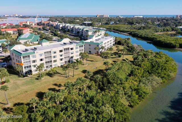 420 Bouchelle Drive #304, New Smyrna Beach, FL 32169 (MLS #1080383) :: NextHome At The Beach