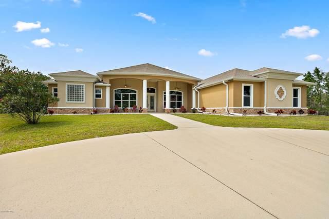 2170 W Spruce Creek Circle, Port Orange, FL 32128 (MLS #1080482) :: Cook Group Luxury Real Estate