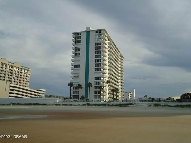 2800 N Atlantic Avenue #601, Daytona Beach, FL 32118 (MLS #1080617) :: Dalton Wade Real Estate Group