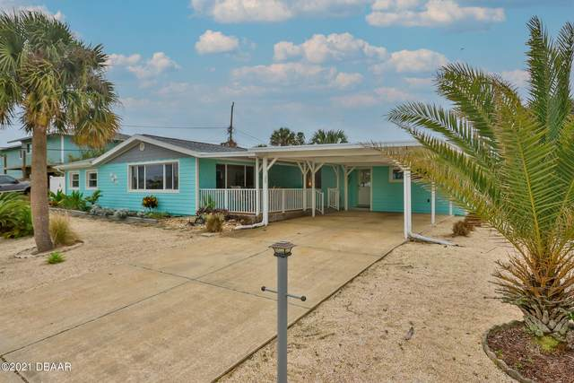 301 Hiles Boulevard, New Smyrna Beach, FL 32169 (MLS #1080710) :: NextHome At The Beach II