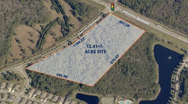 0 Williamson & Town West Boulevard, Port Orange, FL 32128 (MLS #1080720) :: Cook Group Luxury Real Estate