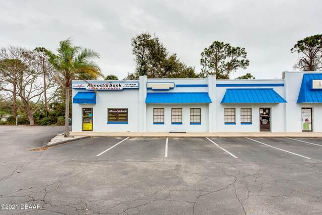 1301 Beville Road #1, Daytona Beach, FL 32119 (MLS #1080749) :: Cook Group Luxury Real Estate