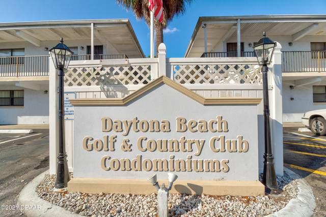 1508 Virginia Avenue 105A, Daytona Beach, FL 32114 (MLS #1080768) :: Cook Group Luxury Real Estate