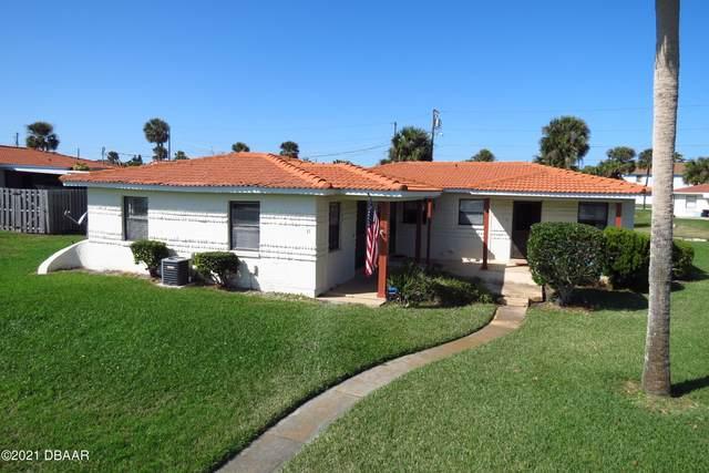 11 Oriole Circle B, Ormond Beach, FL 32176 (MLS #1080773) :: NextHome At The Beach