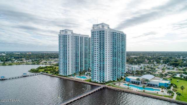 241 Riverside Drive #2603, Holly Hill, FL 32117 (MLS #1080841) :: NextHome At The Beach