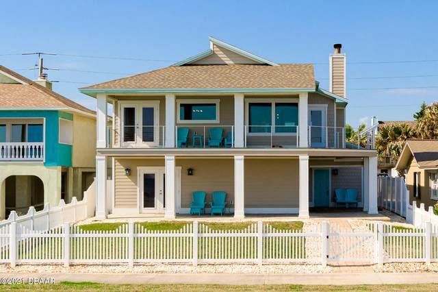 2614 S Ocean Shore Boulevard, Flagler Beach, FL 32136 (MLS #1080846) :: Cook Group Luxury Real Estate