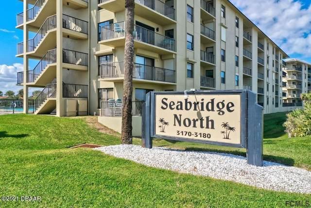 3180 Ocean Shore Boulevard #510, Ormond Beach, FL 32176 (MLS #1080884) :: Florida Life Real Estate Group
