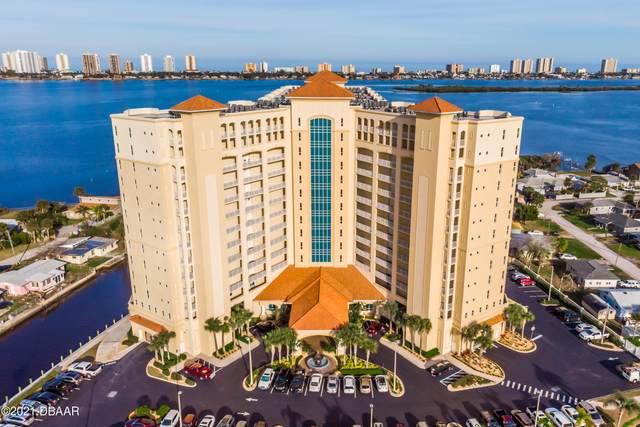 2801 S Ridgewood Avenue #815, South Daytona, FL 32119 (MLS #1080916) :: Cook Group Luxury Real Estate