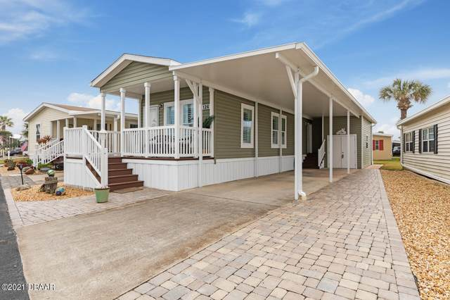 126 Anchorage Drive, Flagler Beach, FL 32136 (MLS #1080932) :: Memory Hopkins Real Estate