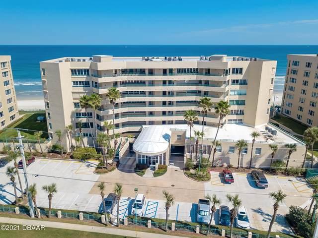 4545 S Atlantic Avenue #3703, Ponce Inlet, FL 32127 (MLS #1080937) :: Florida Life Real Estate Group