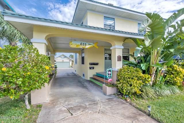 625 Lenox Avenue, Daytona Beach, FL 32118 (MLS #1080983) :: Cook Group Luxury Real Estate