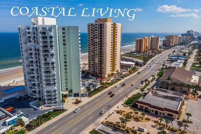 3047 S Atlantic Avenue #201, Daytona Beach Shores, FL 32118 (MLS #1080991) :: Dalton Wade Real Estate Group