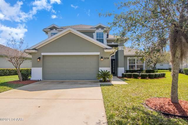 109 Mcgill Circle, Daytona Beach, FL 32124 (MLS #1081005) :: Memory Hopkins Real Estate