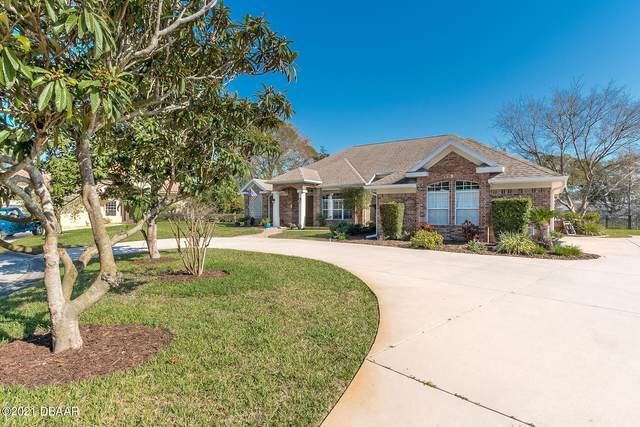 8 Lost Spring Way, Ormond Beach, FL 32174 (MLS #1081009) :: Memory Hopkins Real Estate