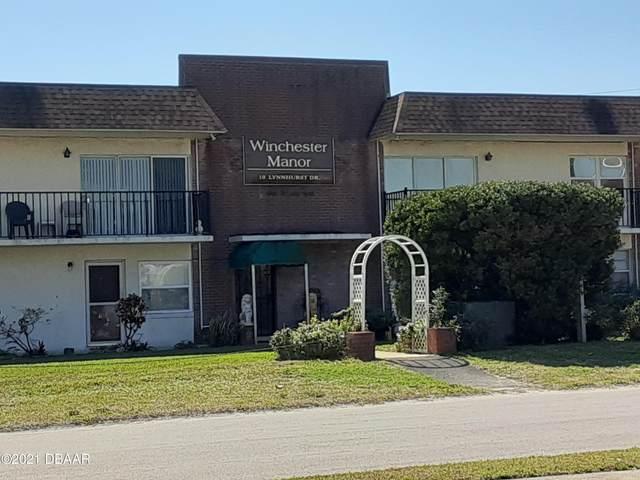 10 Lynnhurst Drive #2080, Ormond Beach, FL 32176 (MLS #1081019) :: Florida Life Real Estate Group