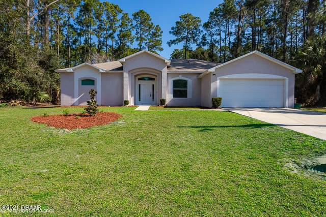 45 Pony Express Drive, Palm Coast, FL 32164 (MLS #1081025) :: Cook Group Luxury Real Estate