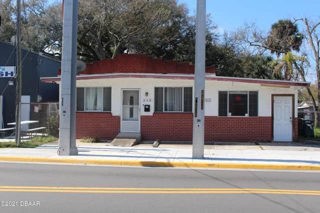 248 S Martin Luther King Boulevard, Daytona Beach, FL 32114 (MLS #1081029) :: Memory Hopkins Real Estate