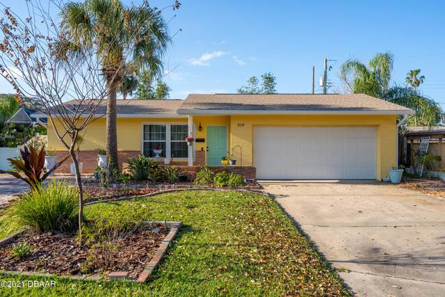 219 Essex Drive, Ormond Beach, FL 32176 (MLS #1081031) :: Memory Hopkins Real Estate