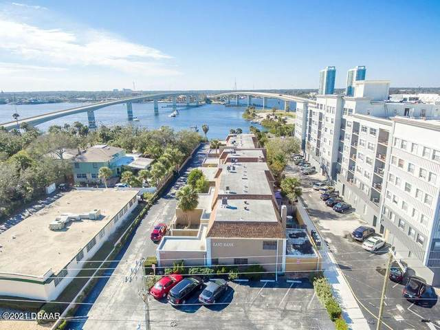 525 N Halifax Avenue #1, Daytona Beach, FL 32118 (MLS #1081036) :: Dalton Wade Real Estate Group