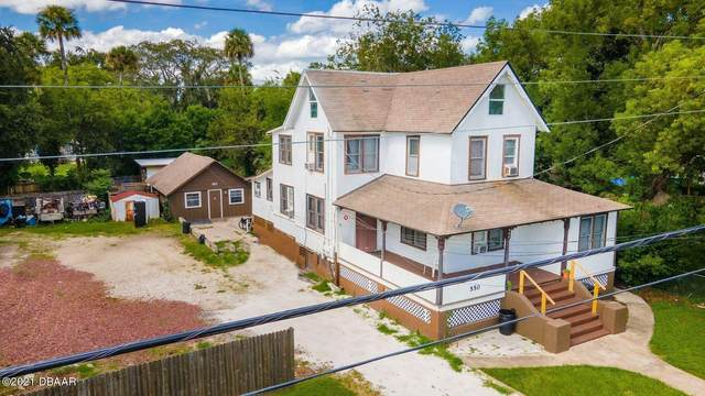 550 Magnolia Avenue, Daytona Beach, FL 32114 (MLS #1081040) :: Memory Hopkins Real Estate