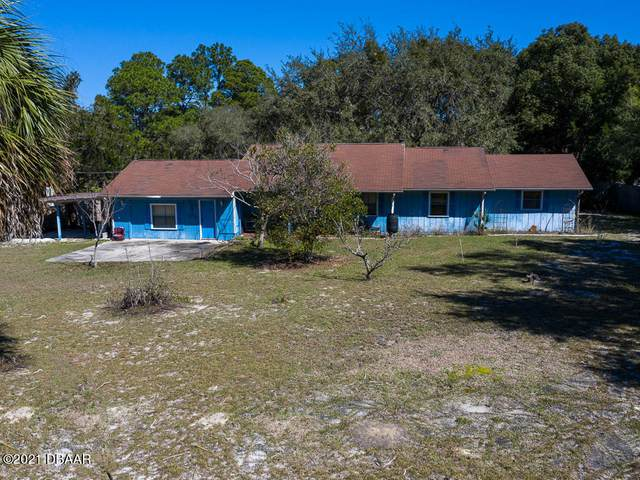 190 Wilderness Trail, Crescent City, FL 32112 (MLS #1081043) :: Cook Group Luxury Real Estate