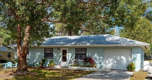 363 E Lansdowne Avenue, Orange City, FL 32763 (MLS #1081046) :: NextHome At The Beach