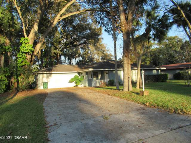 14 Timber Trail, Ormond Beach, FL 32174 (MLS #1081050) :: Memory Hopkins Real Estate