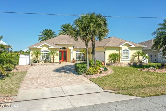 136 Palm Circle, Flagler Beach, FL 32136 (MLS #1081052) :: Memory Hopkins Real Estate