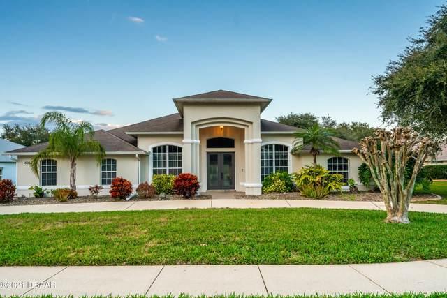6084 Sabal Creek Boulevard, Port Orange, FL 32128 (MLS #1081055) :: Florida Life Real Estate Group