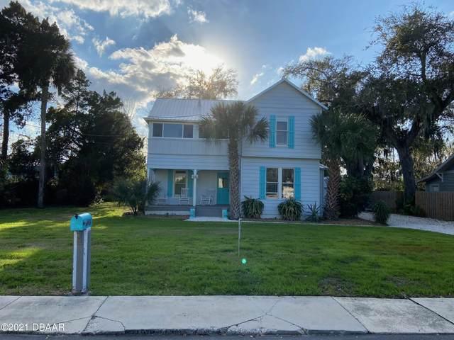 516 Ball Street, New Smyrna Beach, FL 32168 (MLS #1081060) :: Memory Hopkins Real Estate