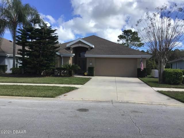 1329 Coconut Palm Circle, Port Orange, FL 32128 (MLS #1081064) :: Florida Life Real Estate Group