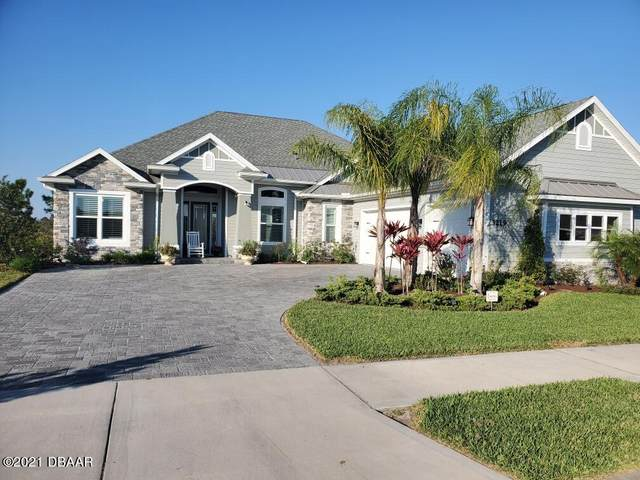 3219 Modena Way, New Smyrna Beach, FL 32168 (MLS #1081070) :: NextHome At The Beach