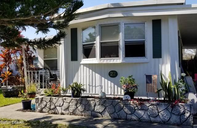 22 Cherrywood Court, South Daytona, FL 32119 (MLS #1081077) :: Florida Life Real Estate Group