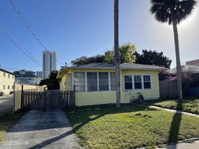 436 N Oleander Avenue, Daytona Beach, FL 32118 (MLS #1081083) :: Memory Hopkins Real Estate
